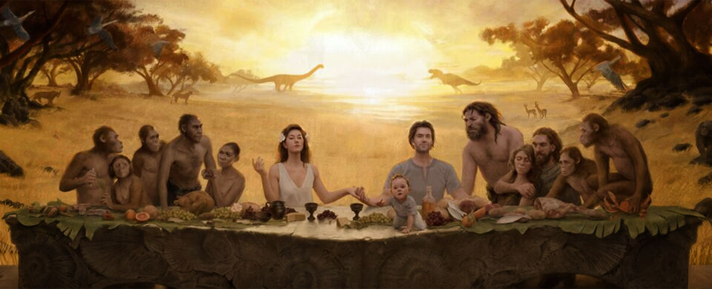 the evolution of supper